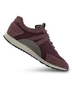 Low Seed Runner / Wildleder - ekn footwear