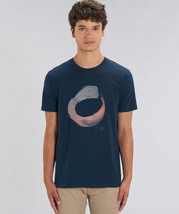 T-Shirt mit Motiv / CIRCLE - Kultgut
