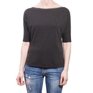 Shirt Rania schwarz - kantasou