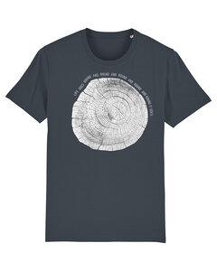 Mammutbaum (Life goes round) - Bio & Fairtrade T-Shirt Herren - What about Tee