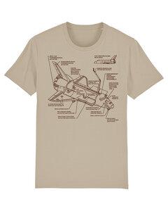 Spaceshuttle - Bio & Fairtrade T-Shirt Herren - What about Tee