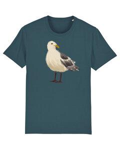 Möwe - Bio & Fairtrade T-Shirt Herren - What about Tee