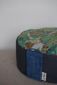 Sitzerhöhung/Meditationskissen Dschungel - Sitzriese