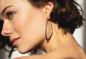 Flow Tide Earrings Ohrringe                 - Julia Otilia Conscious Jewellery