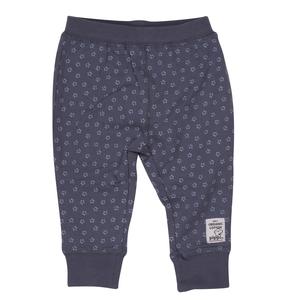 Pippi Babyhose mit Sternen in brombeere blau oder beige Unisex - pippi