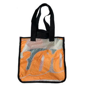XXL bag hergestellt aus gebrauchten Kite-Drachen UNIKAT - Beachbreak