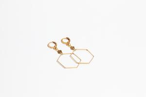 SIMPLE Ohrhänger  - ALMA -Faire Streetwear & Schmuck-