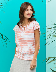 Baumwoll-Shirt Kersten - Laura Deerberg