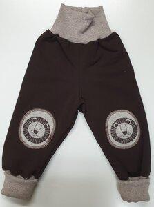 Kinder-/Baby-Mitwachshose Löwe Bo - Omilich
