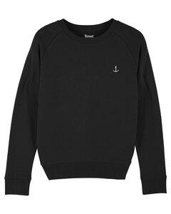 Hanseat Damen Sweatshirt mit Anker Stick - Hanseat