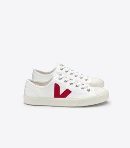 Sneaker Herren Vegan - Wata Canvas - White Pekin - Veja