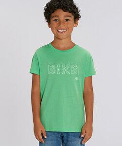T-Shirt mit Motiv / BIKE - Kultgut