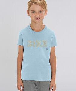 T-Shirt mit Motiv / BIKE ORANGE - Kultgut