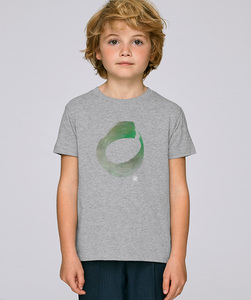 T-Shirt mit Motiv / THINK GREEN - Kultgut
