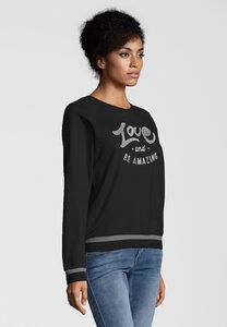 Sweatshirt Raglan Sandrine - SHIRTS FOR LIFE