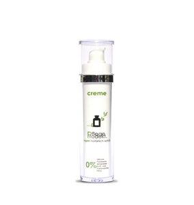 Vegane Gesichtscreme für sensible Gesichtshaut mit Hyaluronsäure. - PflegeProdukt