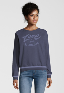 Sweatshirt Raglan Sandrine - SHIRTS FOR LIFE