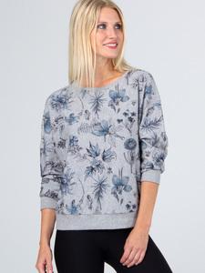Sweater Sophia Floral aus weichem TENCEL® mit Biobaumwolle - Magadi