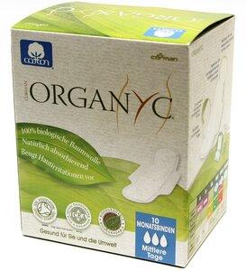 Organyc Biobinden mit Flügeln - Organyc (erdbeerwoche)