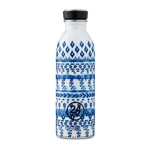 24bottles 0,5l Edelstahl Trinkflasche - verschiedene Prints - 24bottles