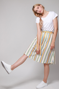Skirt TRAFARIA  - Lovjoi