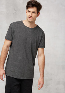 T-Shirt Casual gestreift - recolution