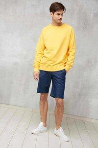 Sweatshirt Raglan gelb - recolution