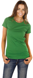 Woman Organic Slim Fit Shirt - EarthPositive