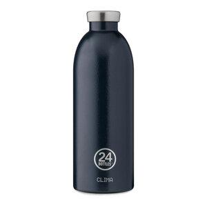 """24bottles 0,85l Thermosflasche Edelstahl """"Clima"""" - verschiedene Designs - 24bottles"""