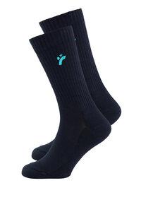 Socken #UNI navy - recolution