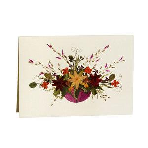 Grußkarte Wildblumen FRÜHLINGS ERWACHEN - GLOBO