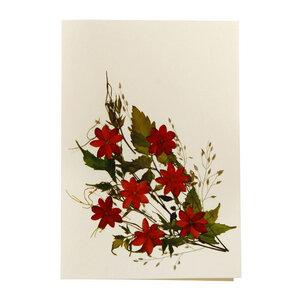 Grußkarte Wildblumen DAHLIA II - GLOBO