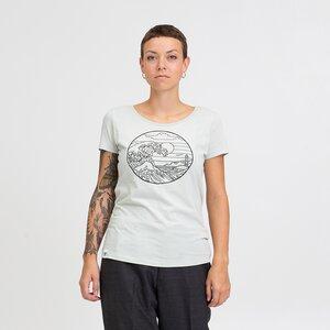 WATERKANT WOMEN T-SHIRT - HAFENDIEB