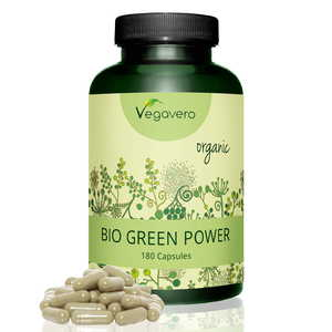 Bio Green Power Mix Kapseln - Vegavero
