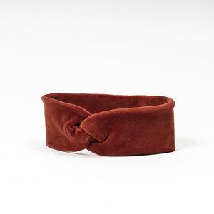 Stirnband aus Bio-Baumwolle - soki Kassel