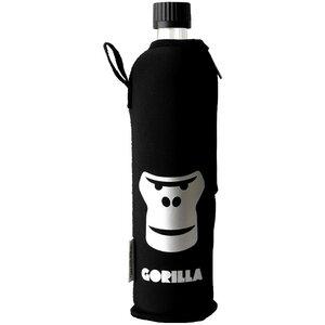 Dora's 0,5l Trinkflasche mit Neoprenanzug - verschiedene Motive - Dora