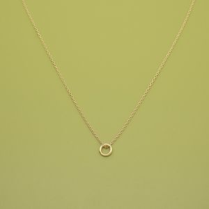 Kette 'small circle' - fejn jewelry