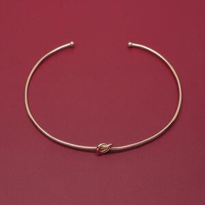 Armcuff 'knot' - fejn jewelry