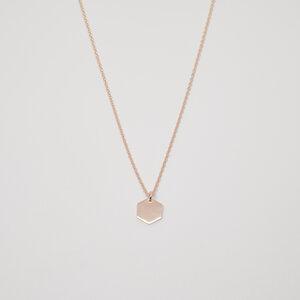 Kette 'hexagon'  - fejn jewelry