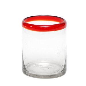 Glas REFRESCO aus Recyclingglas, mundgeblasen - GLOBO Fair Trade