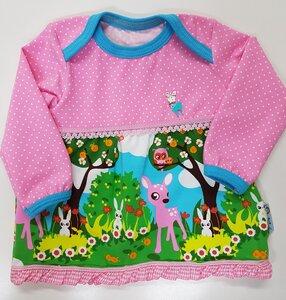 Baby-Tunikashirt Bambi - Omilich