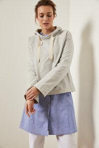 Sweatshirt aus Bio-Baumwolle GOTS - LANIUS