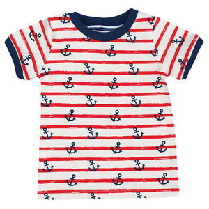 Bio T-Shirt 'Anker' - Sternchenwolke
