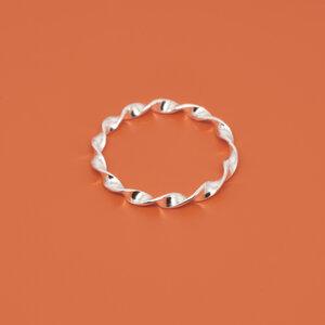Ring 'twisted' - fejn jewelry