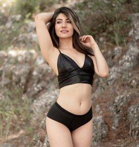 2 er Pack Damen Hipster Slip aus Modal Unterhose schwarz-bordeaux - ege organics