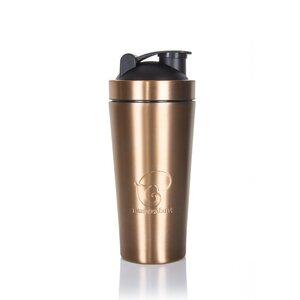 Guru Blender PRO | Edelstahl Protein-Shaker + Trinkflasche - mantrafant