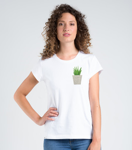 "T-Shirt ""POCKETPLANT"" - [eyd] humanitarian clothing"