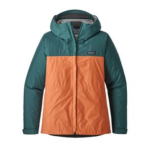 W's Torrentshell Jacket - blau - Patagonia