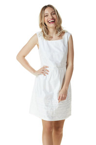 Kleid aus edelster Pima-Baumwolle - FATIMA  - Apu Kuntur