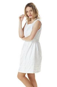 Kleid aus edelster Pima-Baumwolle aus Peru - Ärmellos - Apu Kuntur